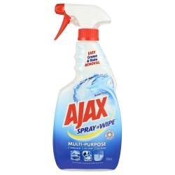 Ajax Spray & Wipe 500ml - Click for more info
