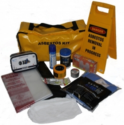 Asbestos Removal Kit - Intermediate - Click for more info