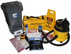 Asbestos Removal Kit - Premium - Click for more info