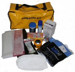 Asbestos Removal Kit - Standard - Click for more info