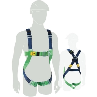 Miller Polyester Construction Harness Medium - Click for more info