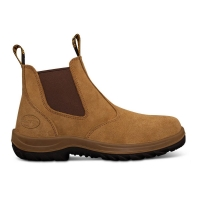 Oliver 34-624 Beige Elastic Sided Boot - Click for more info