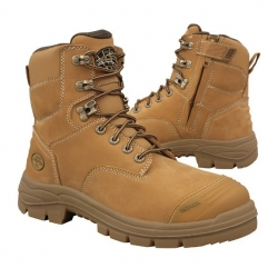 OLIVER 55-332Z - Zip Sided Safety Boot - Click for more info
