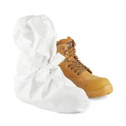 Progard PG2000 Overboots White XL pair - Click for more info