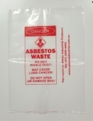 Roll of Large Asbestos Bags 50pk - Click for more info