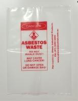 Asbestos Bag Large Individual - Click for more info