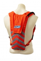 Orange Thorzt 2.5Ltr Hydration Backpack - Click for more info
