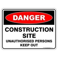Danger Construction Site 600x450 - Click for more info