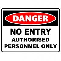 Danger No Entry 600x450 - Click for more info