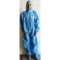 Allens Type 5 Type 6 Coverall Blue M - Click for more info