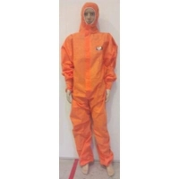 Allens  Type 5 Type 6 Coverall Orange L - Click for more info