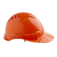 Prochoice Vented Hard Hat Orange - Click for more info