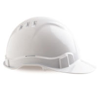 Vented Hard Hat White - Click for more info