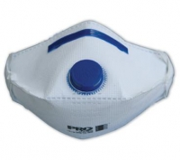 ProChoice PC2122 Horizontal Flat Fold Respirator with Exhalation Valve - Click for more info