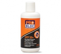 ProBloc SPF 50+ 250ml Sunscreen Bottle - Click for more info