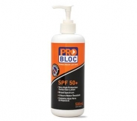 50+ Sunscreen 500ml Bottle - Click for more info