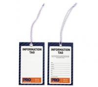Safety Tags - Information - Click for more info