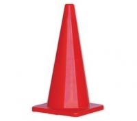 Orange Hi-Vis Traffic Cone 700mm - Click for more info