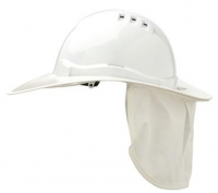 Pro Choice Shade Halo V6 Plastic Hard Hat Brim - Click for more info