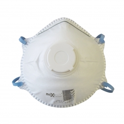 MAXISAFE RES514 - P2 Conical Respirator with Exhalation Valve - Click for more info