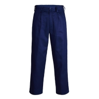 Ritemate RM1002 navy belt loop trouser - Click for more info