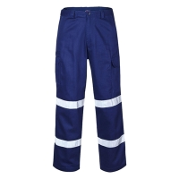Ritemate RM1004R Cargo Trouser With 3M 8910 Reflective Tape - Click for more info