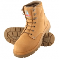 Steel Blue 312102 Argyle wheat 150mm lace-up safety boot - Click for more info