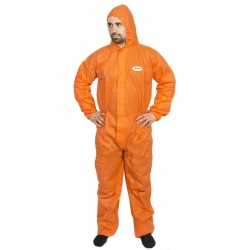 Hi Calibre Type 5 Type 6 Coverall Orange - Click for more info