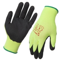 Stealth Viz Grip Glove Size - Click for more info
