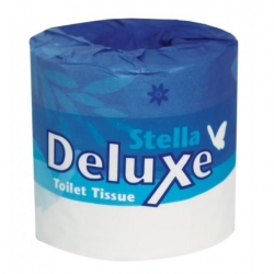 Stella 2 ply Toilet Roll 400 sheet 48/ctn - Click for more info