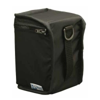 SR100 Half mask Storage Pouch - Click for more info