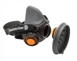 Sundstrom SR900 Half Mask - Click for more info
