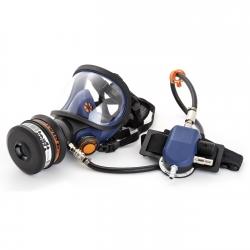 Sundstrom SR200A (Glass Visor) Full Face Mask - Click for more info