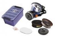 ABEK1 + P3 Sundstrom SR200 Full Face Kit - Click for more info
