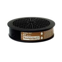 Sundstrom 217 Organic Gas Filter Class A1 - Click for more info