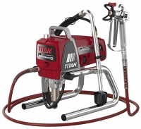 Titan 460E Airless Sprayer - Click for more info
