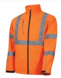 NSW Rail Compliant Soft Shell Jacket - Click for more info
