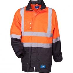 TRU WORKWEAR TJ2910T6 - 4 In 1 Rain Jacket - Click for more info