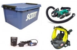 Scott Proflow Kit with Vision Mask - Click for more info