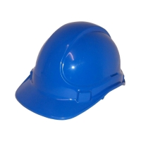 Unilite Safety Helmet Blue - Click for more info