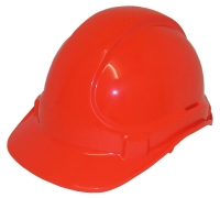 Unilite Safety Helmet Fluro Orange - Click for more info