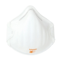 Uvex Disposable P2 Cup Respirator - Click for more info