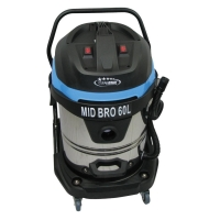 Mid Bro 60Litre Wet and Dry Vacuum - Click for more info