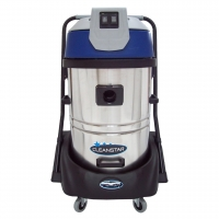 60LTR Twin Motor Wet and Dry Vacuum - Click for more info