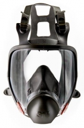 3M 6000 Series - Full Face Respirator - Click for more info