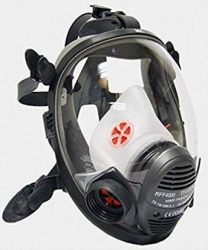 SCOTT SAFETY RFF4000 - M/L Vision Full Face Mask - Click for more info